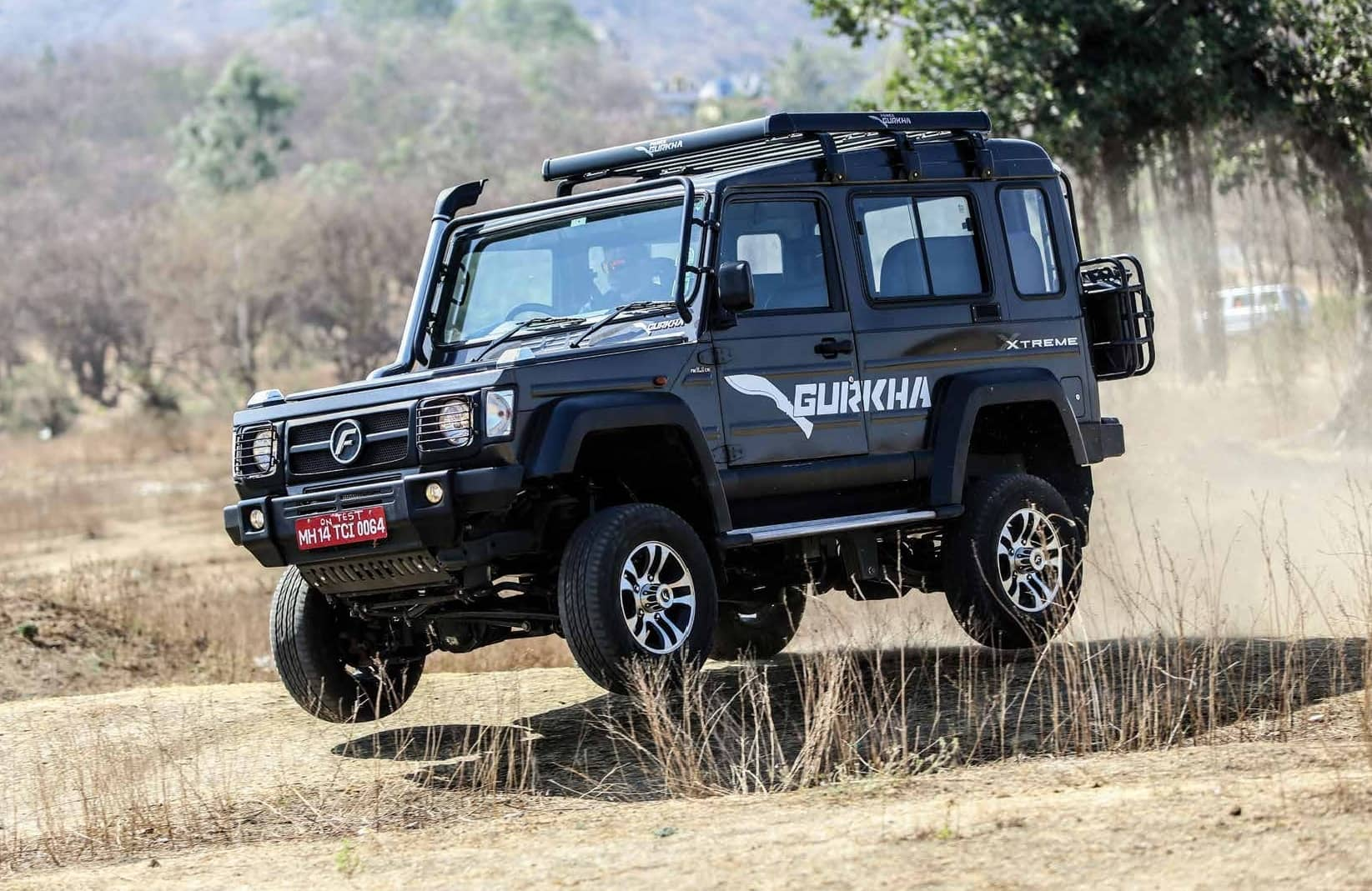 Force Gurkha Xtreme - Dirty And Unstoppable