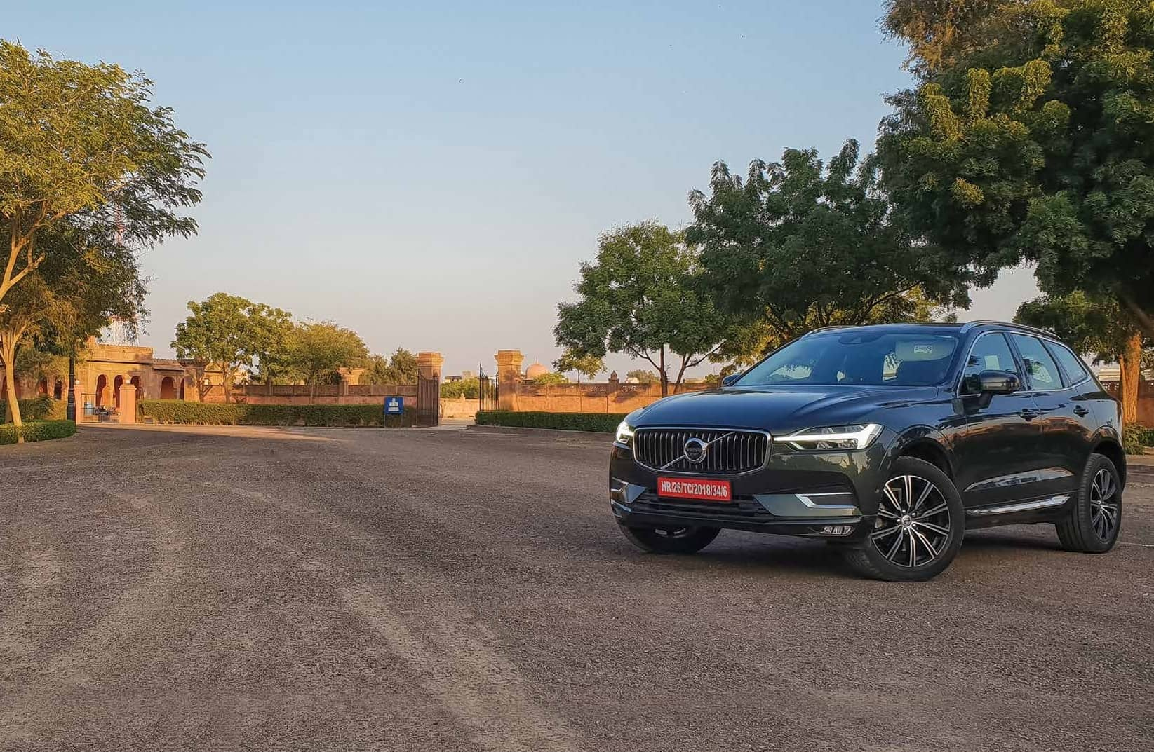 Volvo XC60 - Fit For Royalty