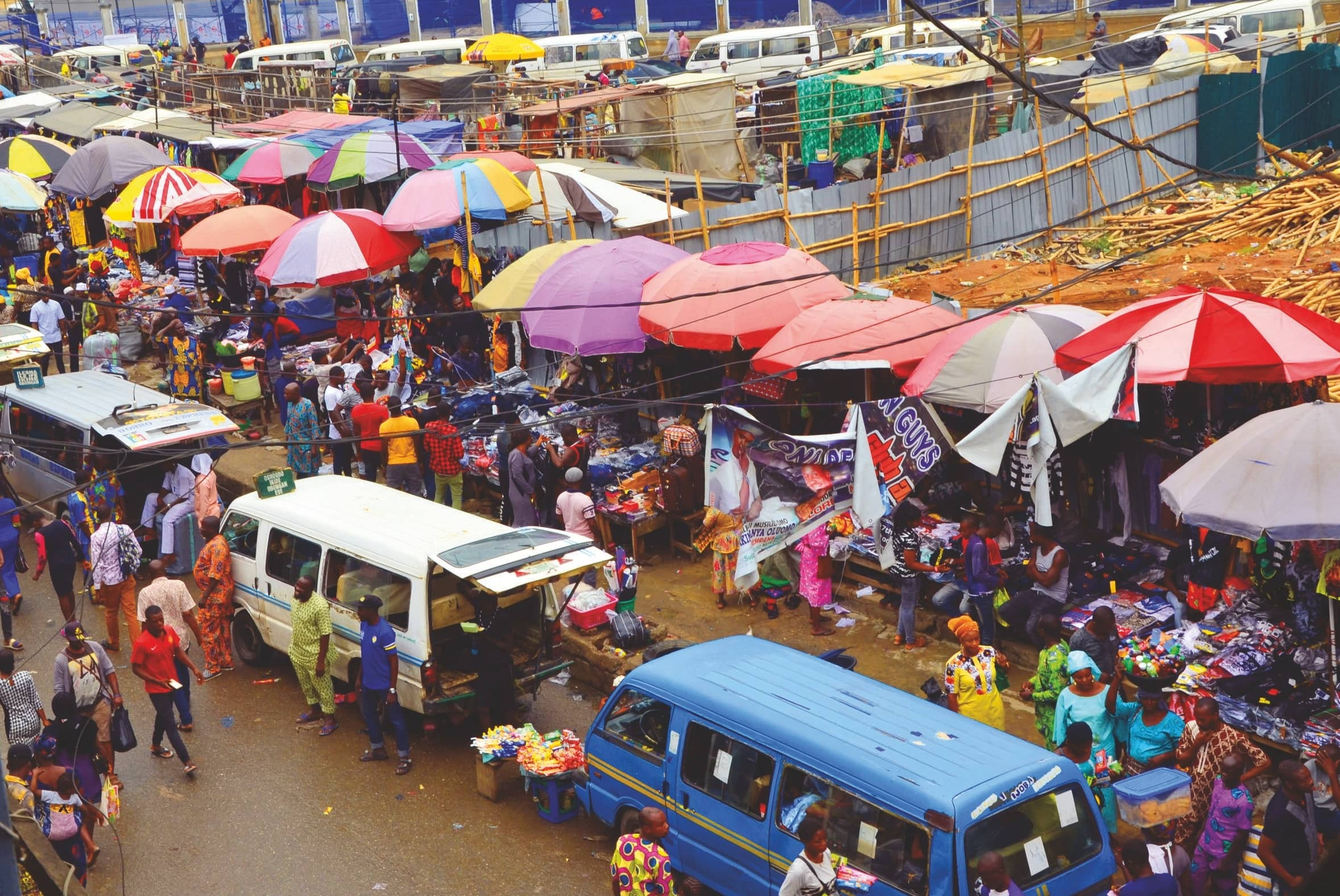 LAGOS: A City Of Opportunity