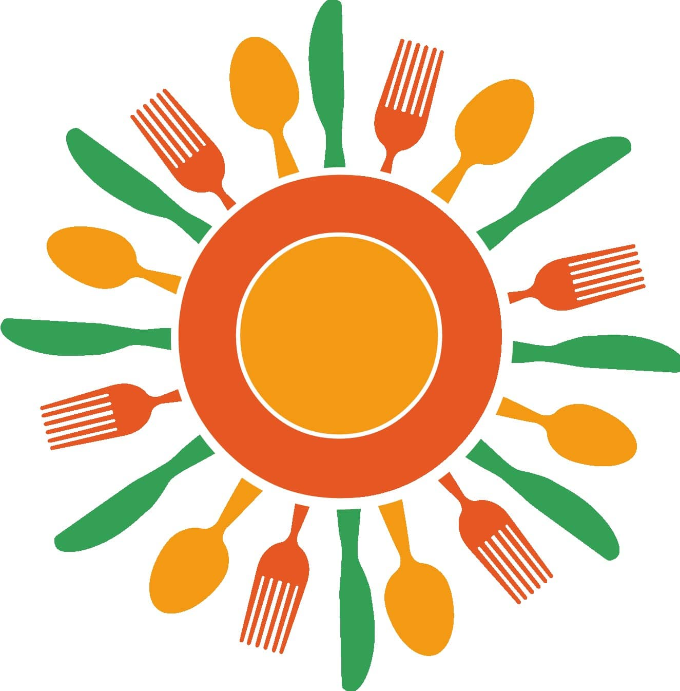 THE SUN ON YOUR PLATE