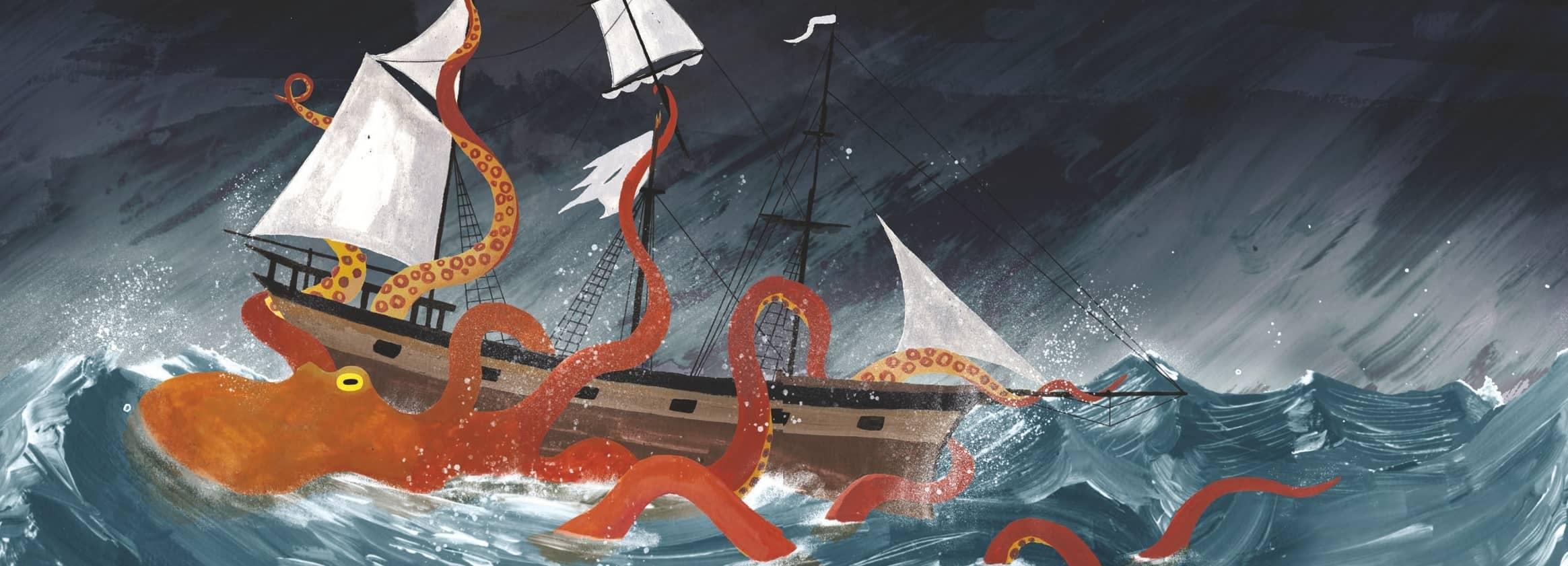 The Kraken's True Form