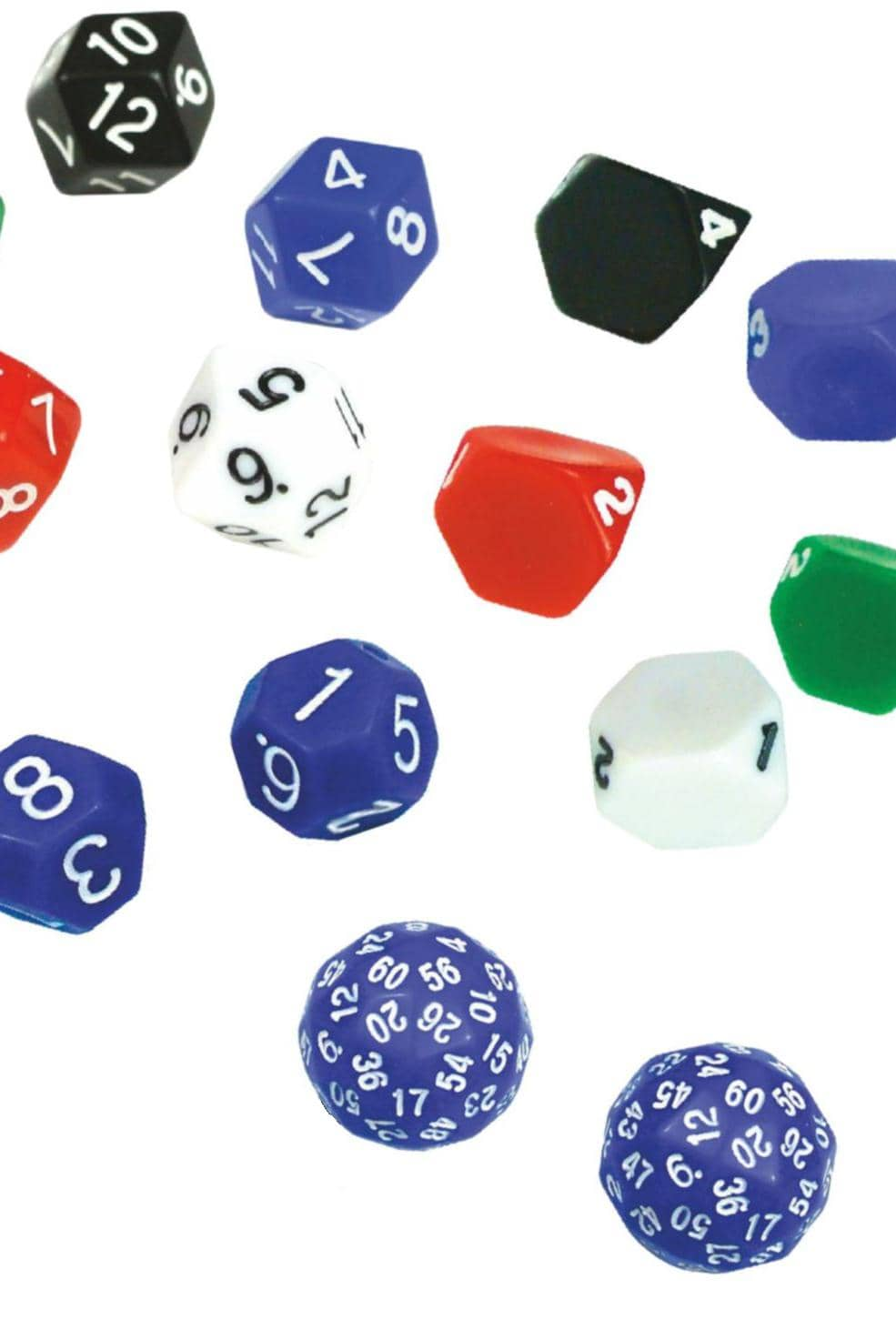 SHAPING DICE