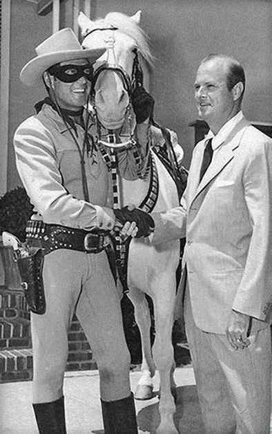 Lone Ranger's Iconic Saddle
