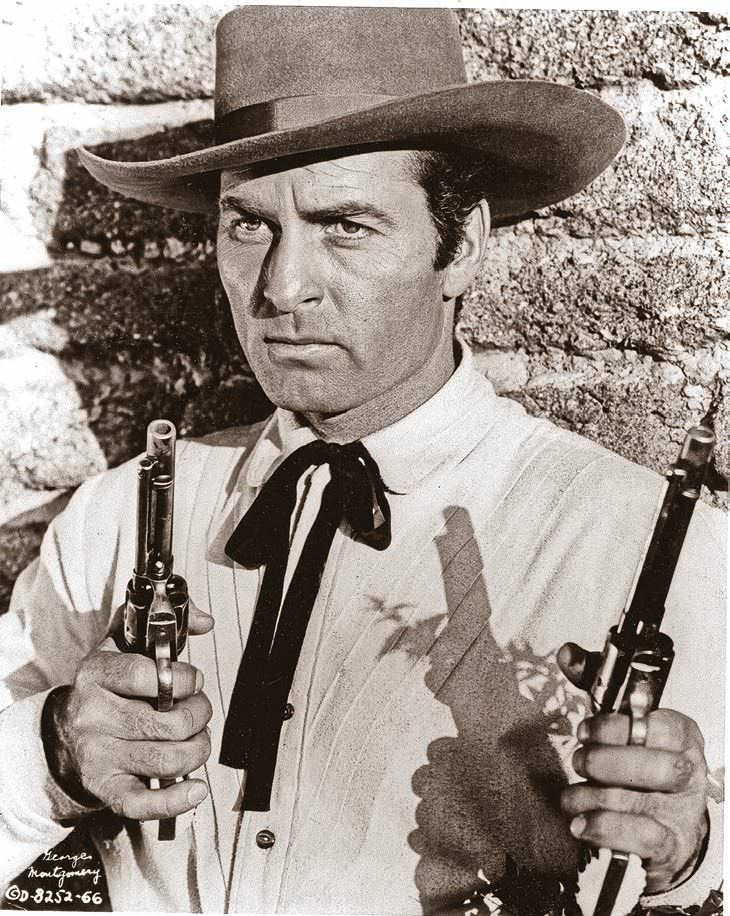 A Real Western Colt In The Reel West