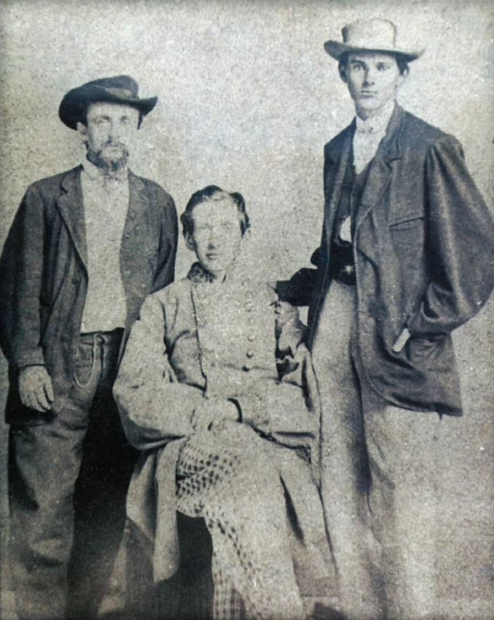 Jesse James And The Road To Gallatin