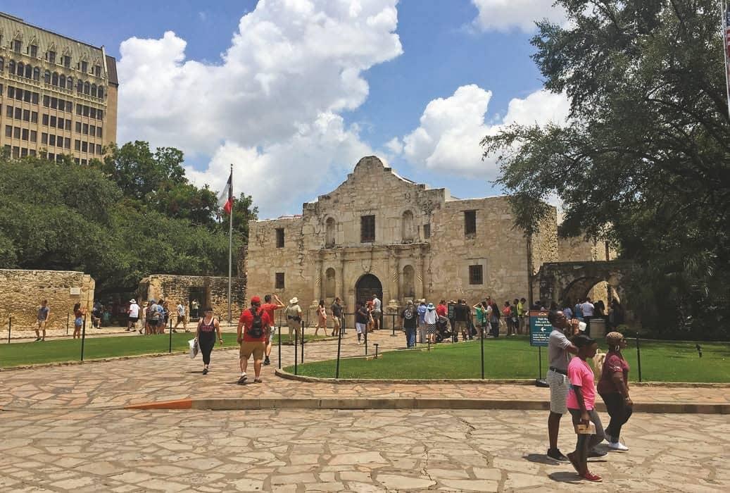 Restore the Alamo!
