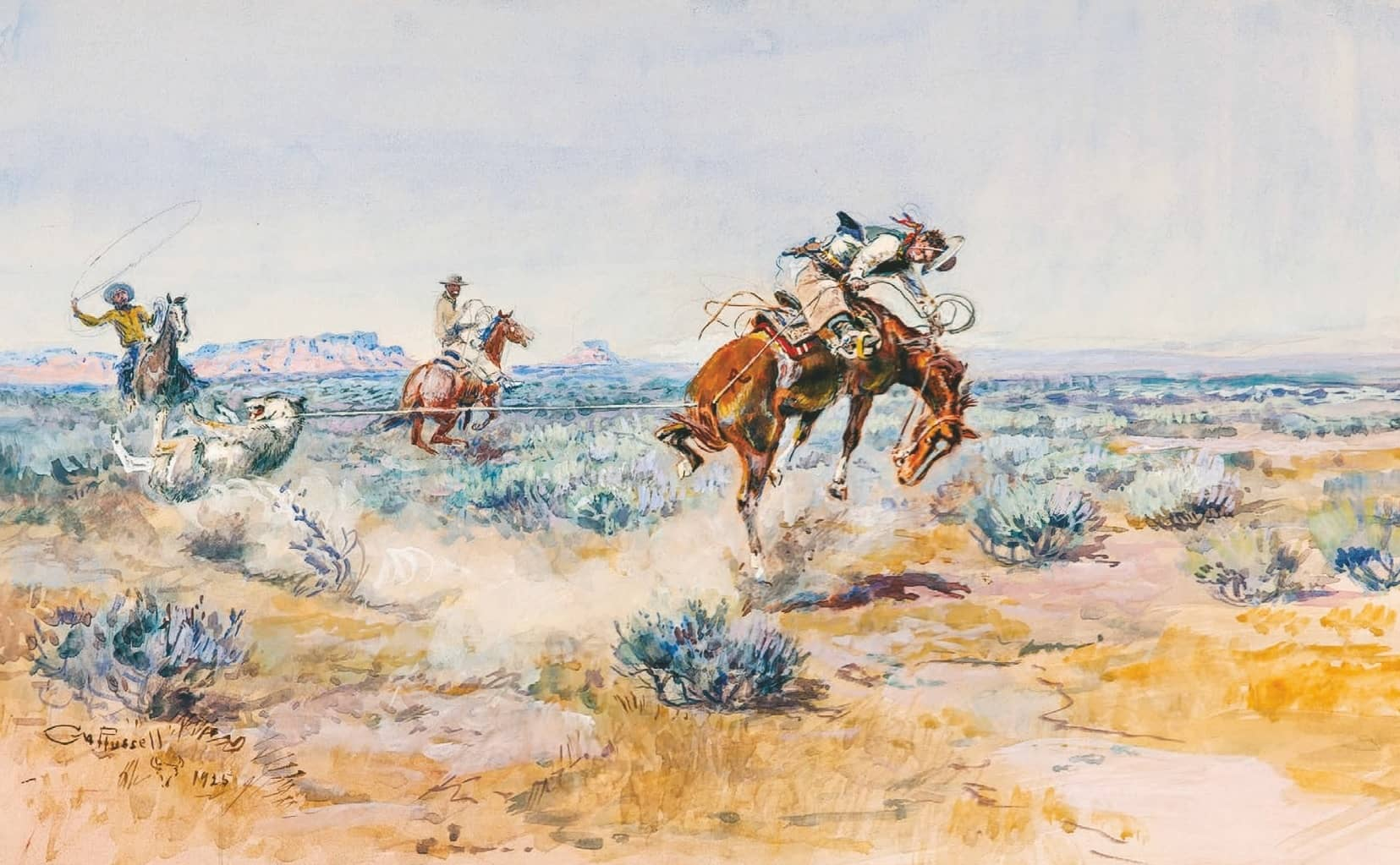 WESTERN ART IN PANDEMICS, THEN and NOW