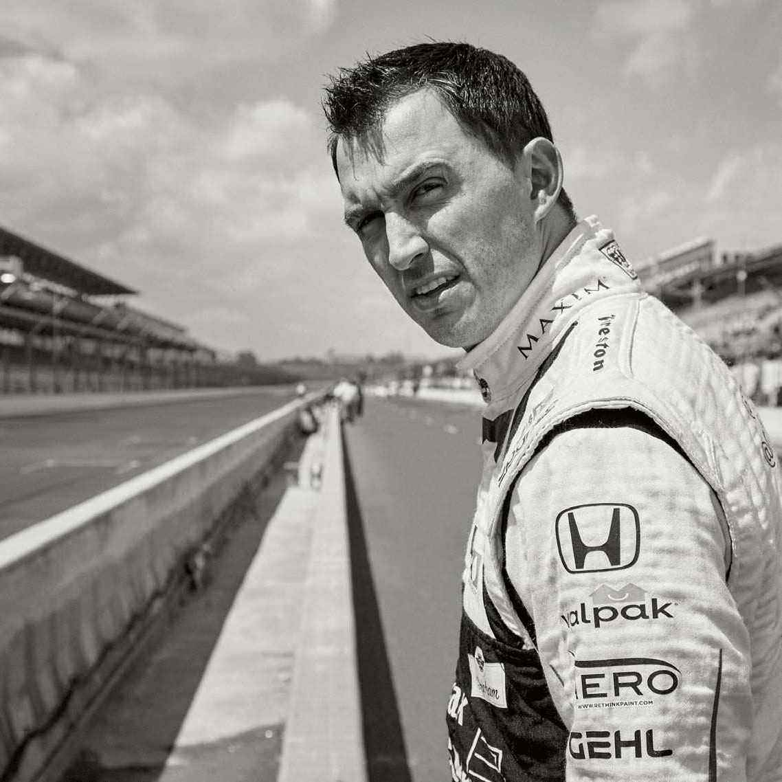 IndyCar scion Graham Rahal Turns Into The Next Lap of His Career