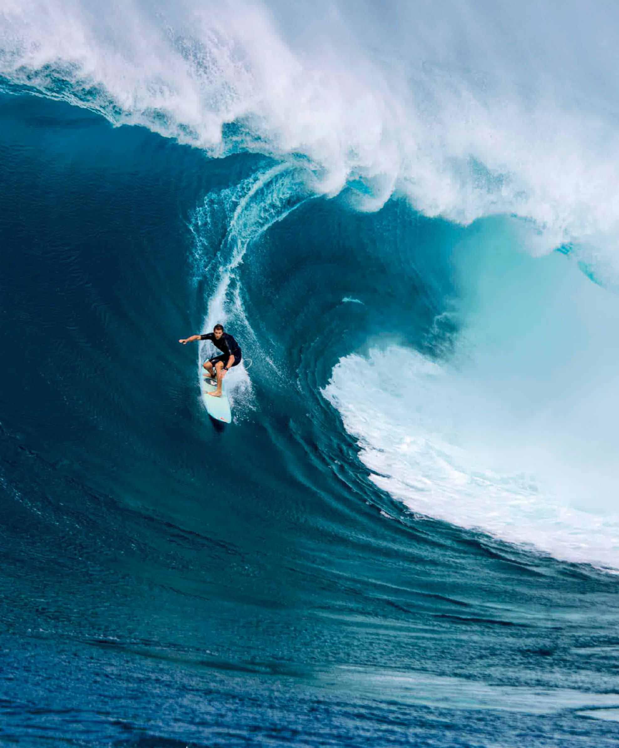 Фото волна серфинг