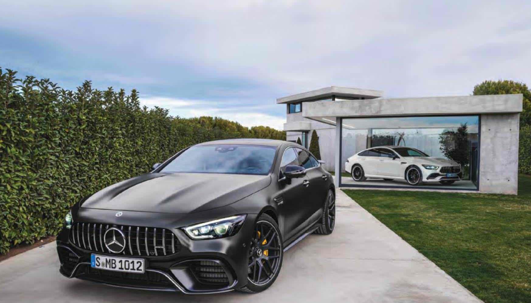 Mercedes AMG- Recouping A Legend