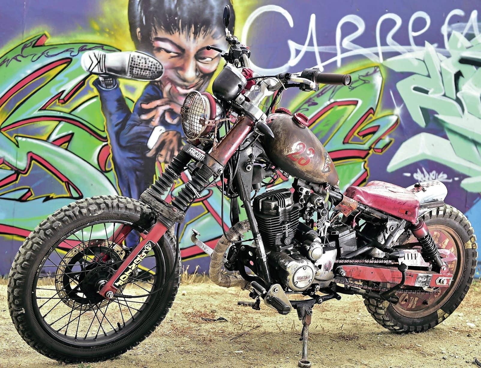 Frantic Motor