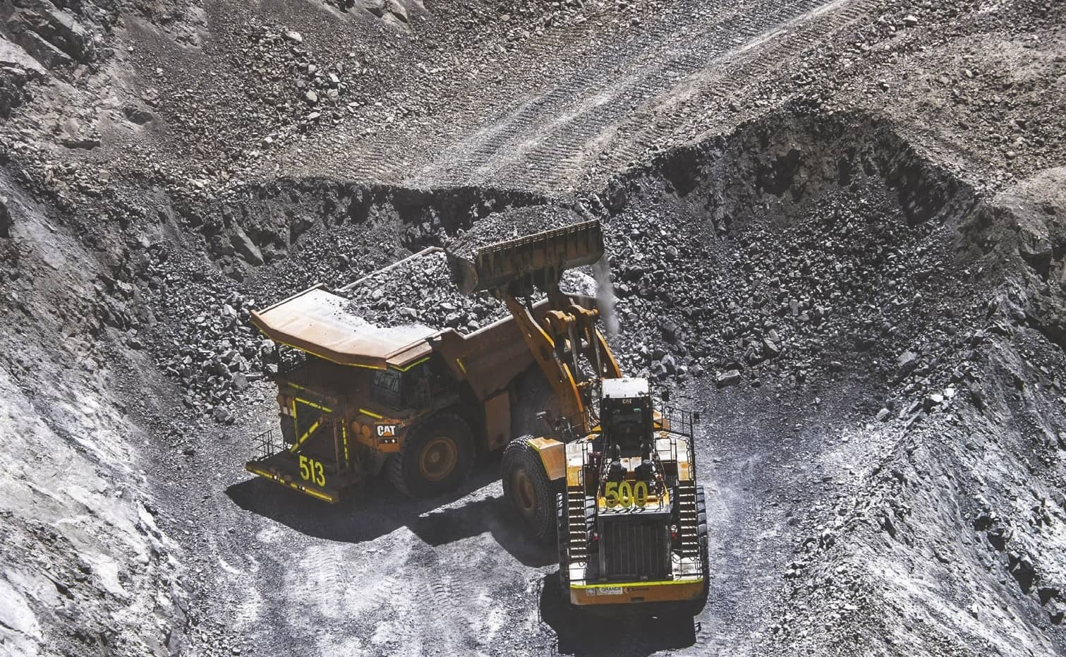 Coal Mining Horizon for 2020