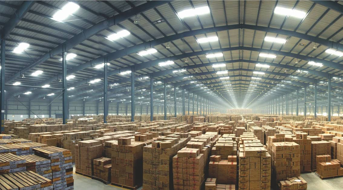 Ready for Future: India's warehousing sector