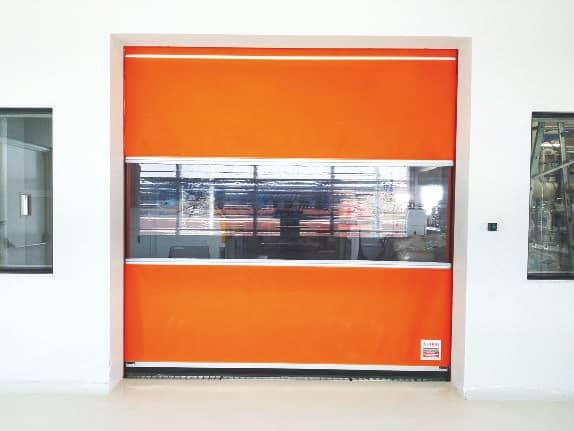 High-performance High-Speed Doors