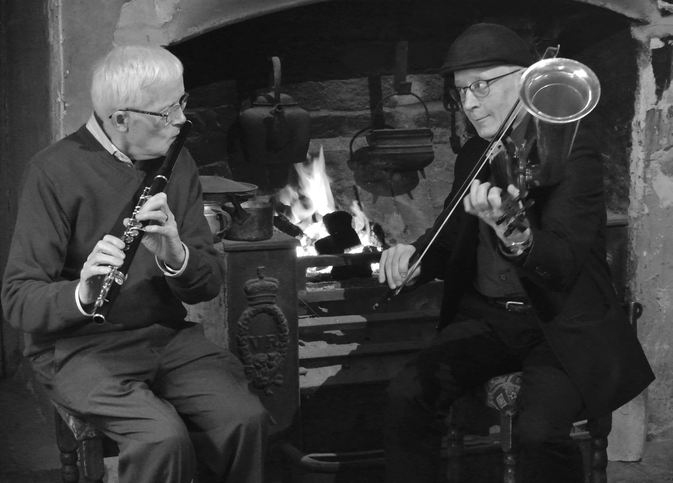 Gerry Harrington's Search For The Soul Of Irish Music