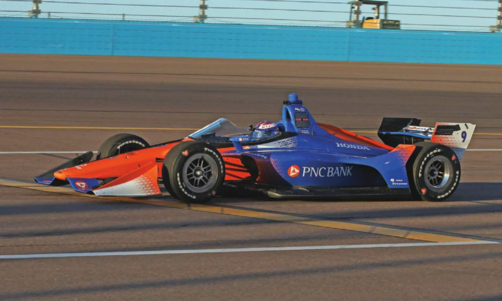 No Haloes Here: Indycar Aeroscreen Hits Track