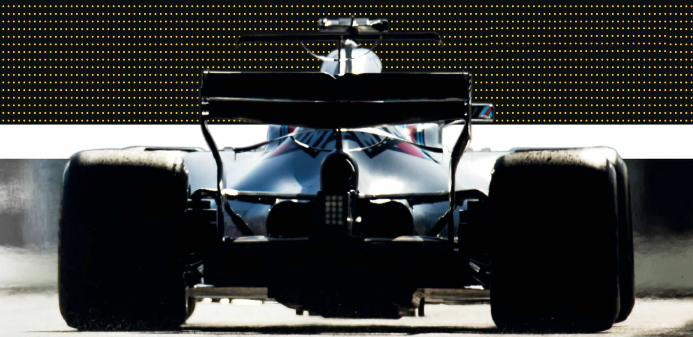Under The Skin Of F1 Testing