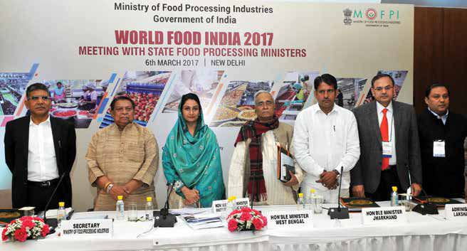 Draft Food Processing Policy Aims To Showcase India's Strengths And Attract Investments