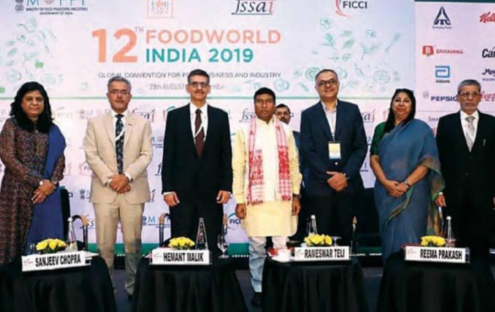 'FICCI Foodworld India 2019'