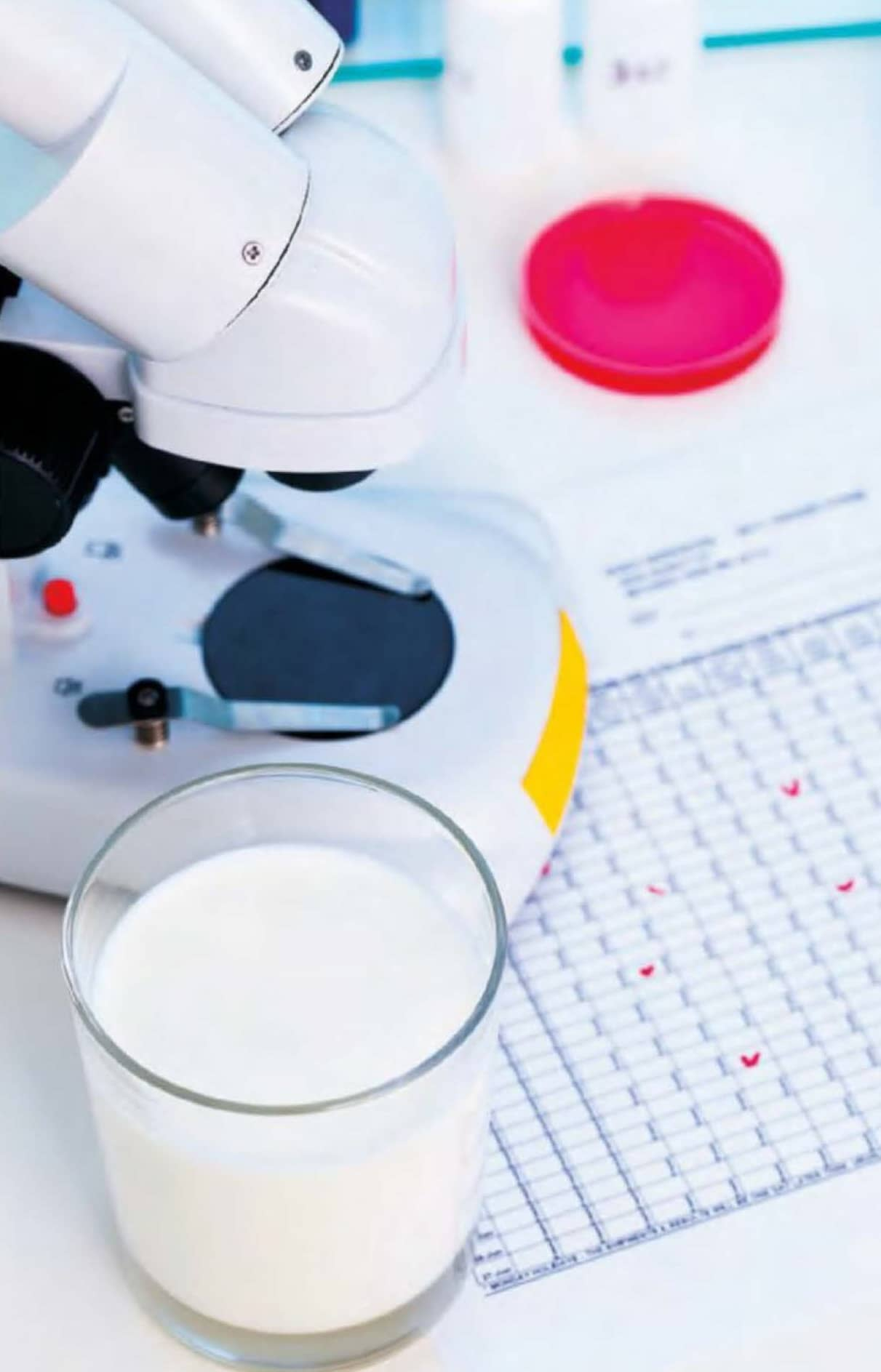 Industry Banks On Technology For Milk Safety