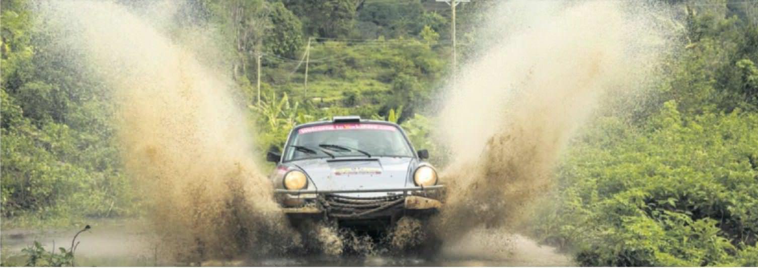 Champion Heads UK Entry On Safari Rally