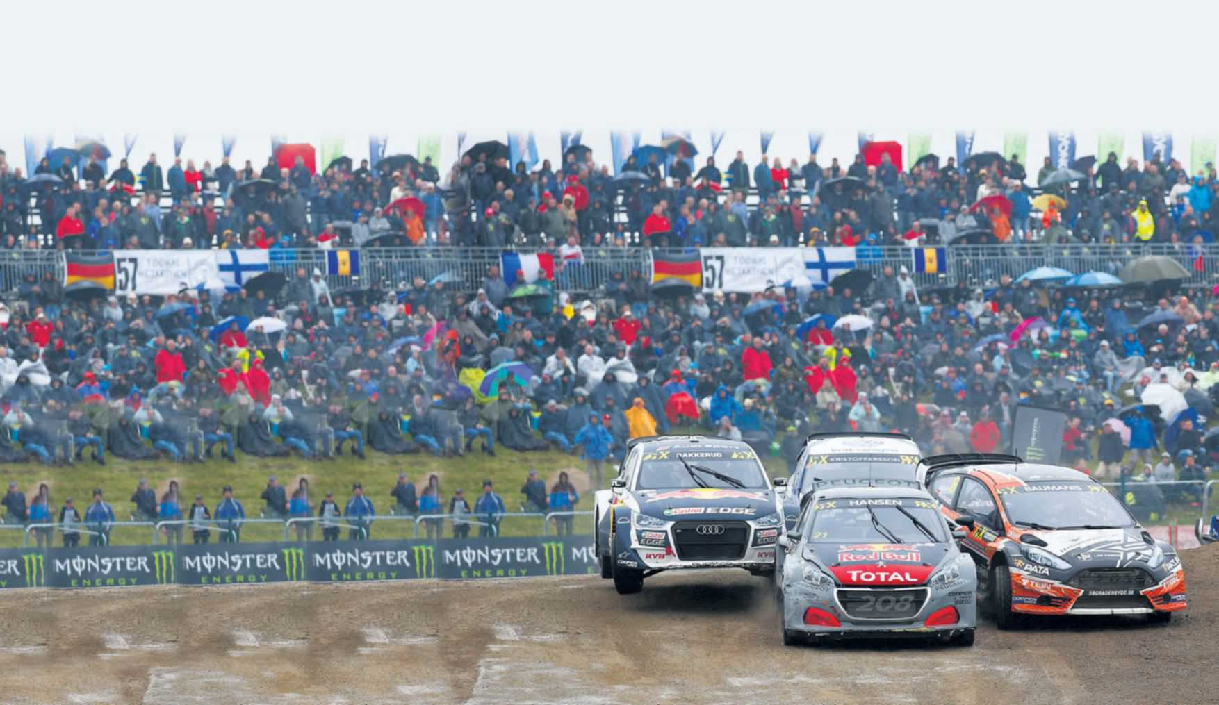 Channel 4 Agrees A Deal To Show World Rallycross