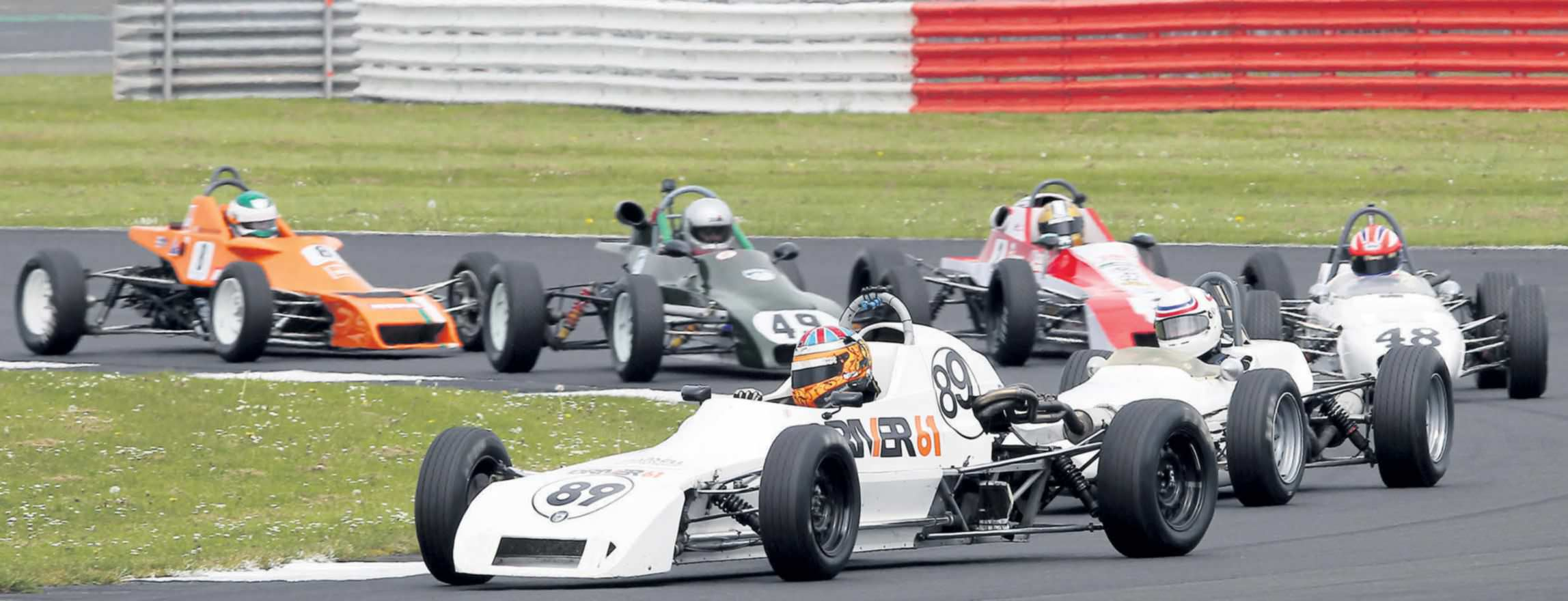 Hadfield And Medeiros Reign Supreme In Classic Ff1600