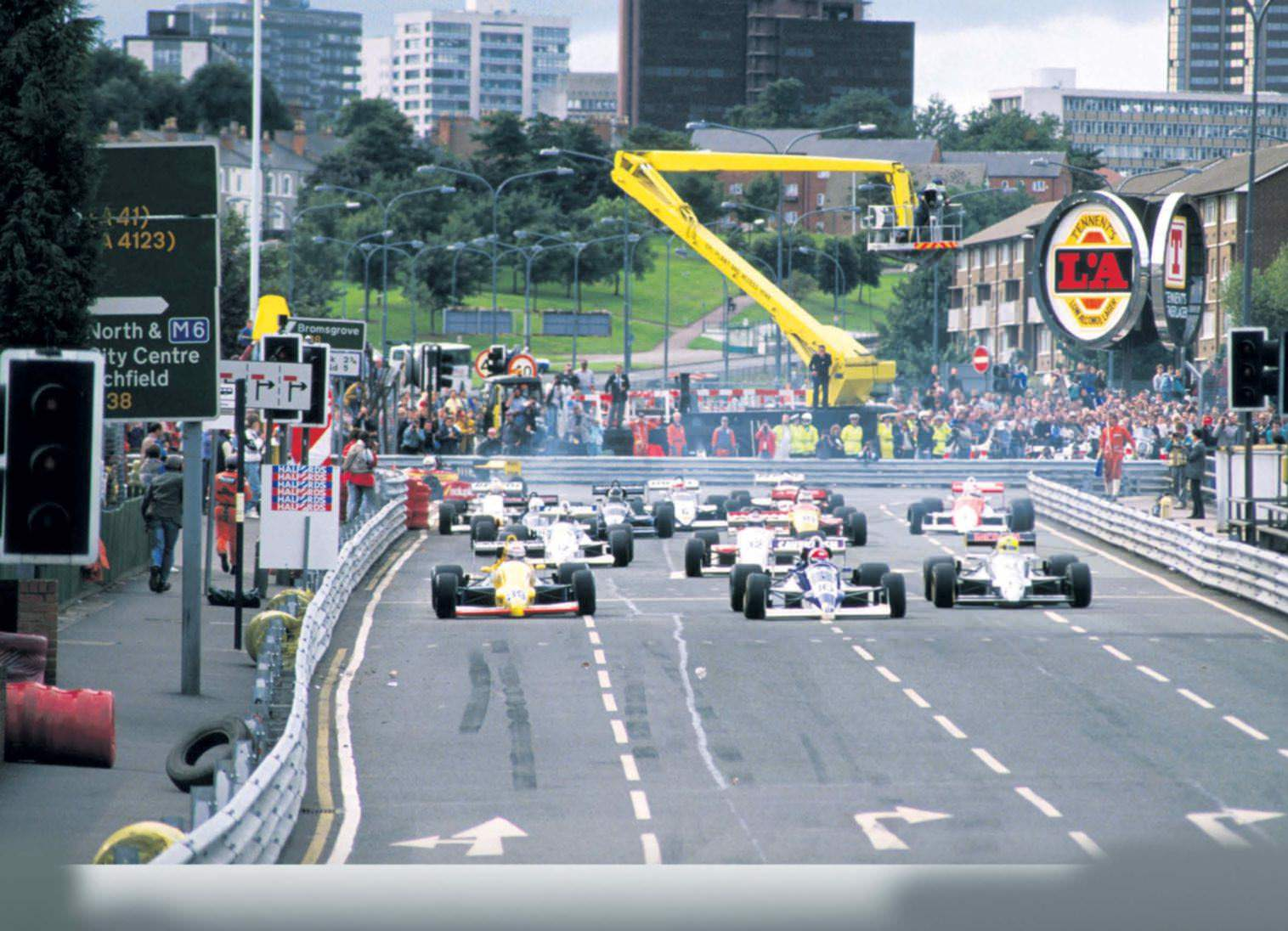 Formula E Could Return Racing To Streets Of Birmingham