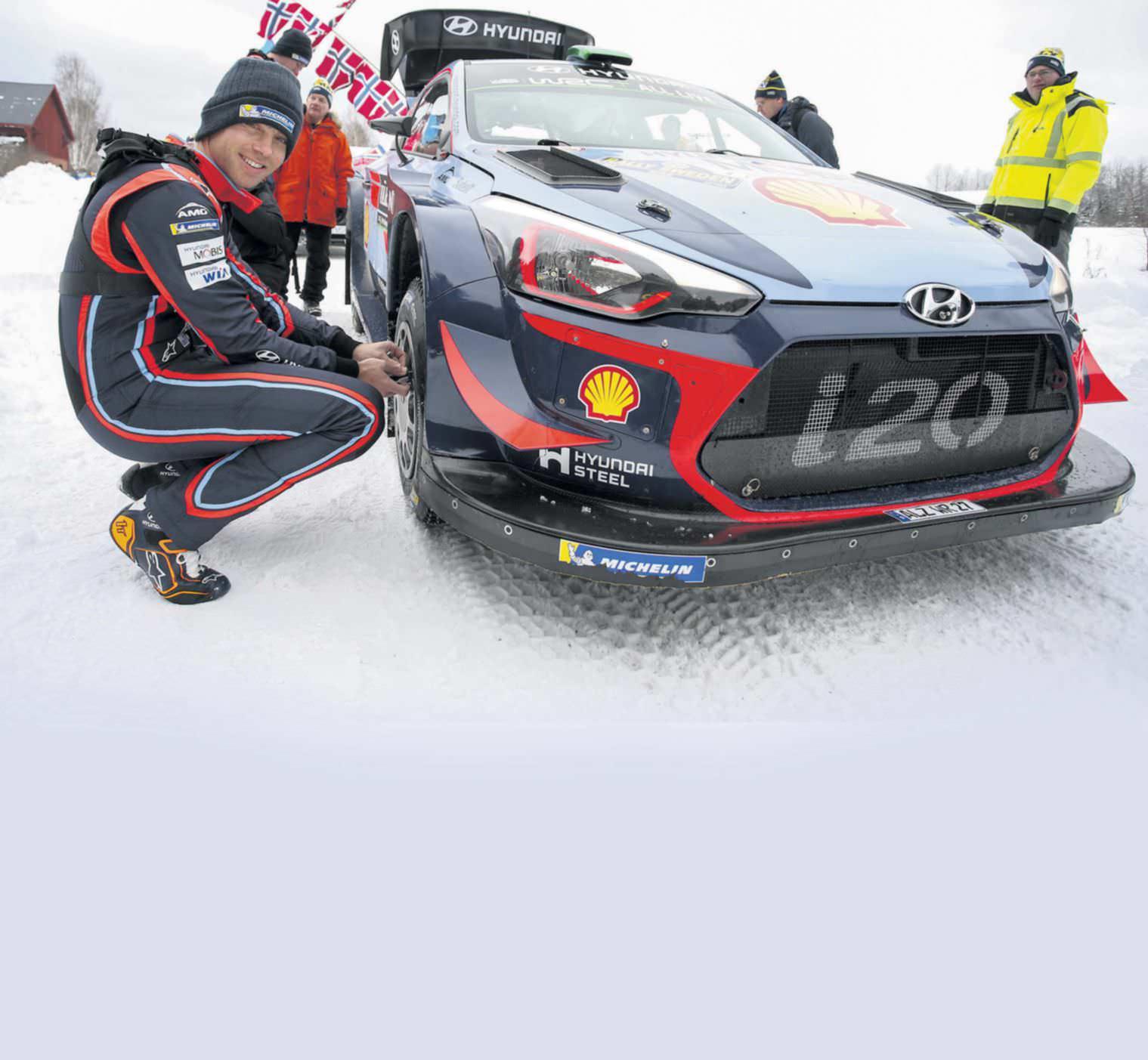 Paddon Ready For WRC Return