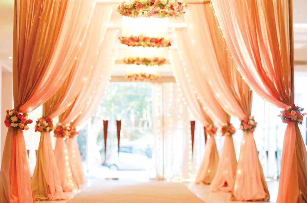 The Many Hues Of Weddings