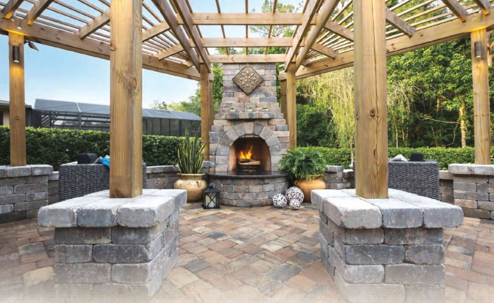 How To Give Your Outdoor Space A Fresh Look