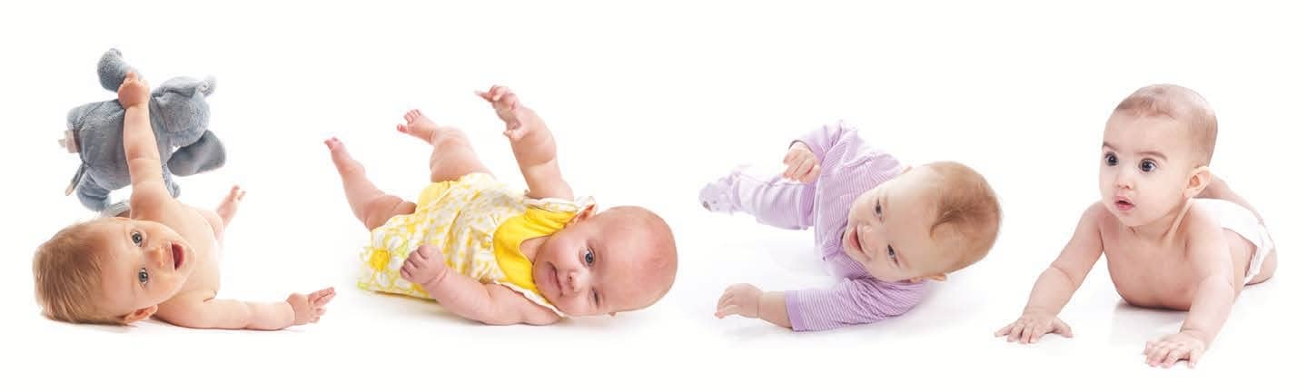 Do Babies Roll Over — And Which Way Will They Roll??