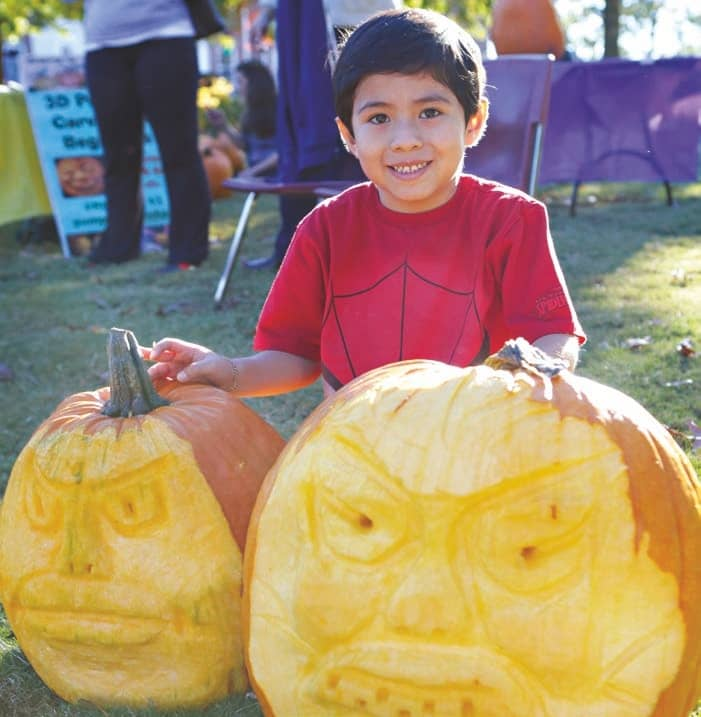 Pumpkin Patches, Hayrides And Ghostly Gatherings