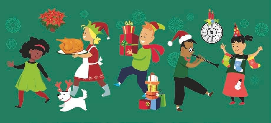 Helping Children Through Winter Holiday Routine Changes