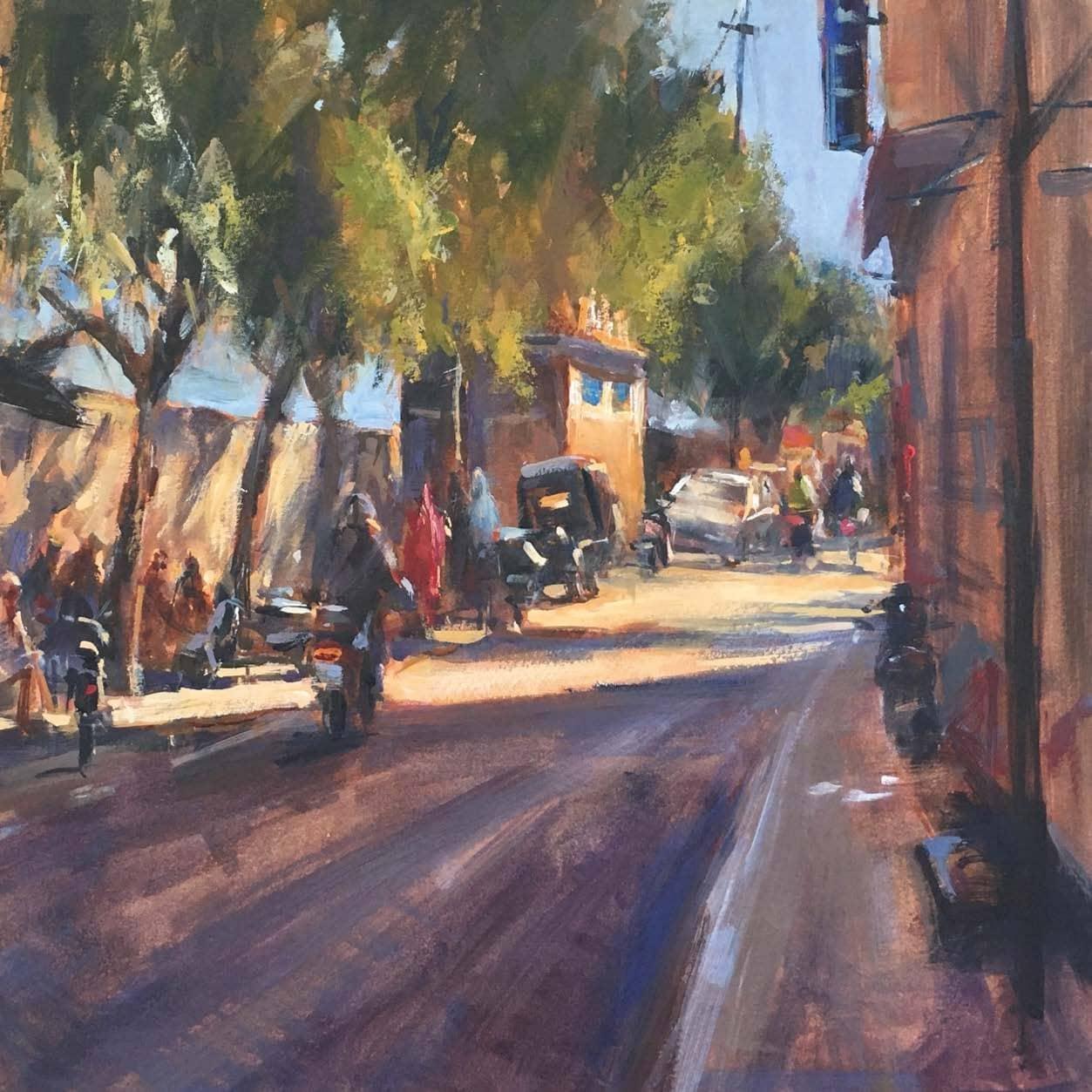 DEMO STUDIO Paintings