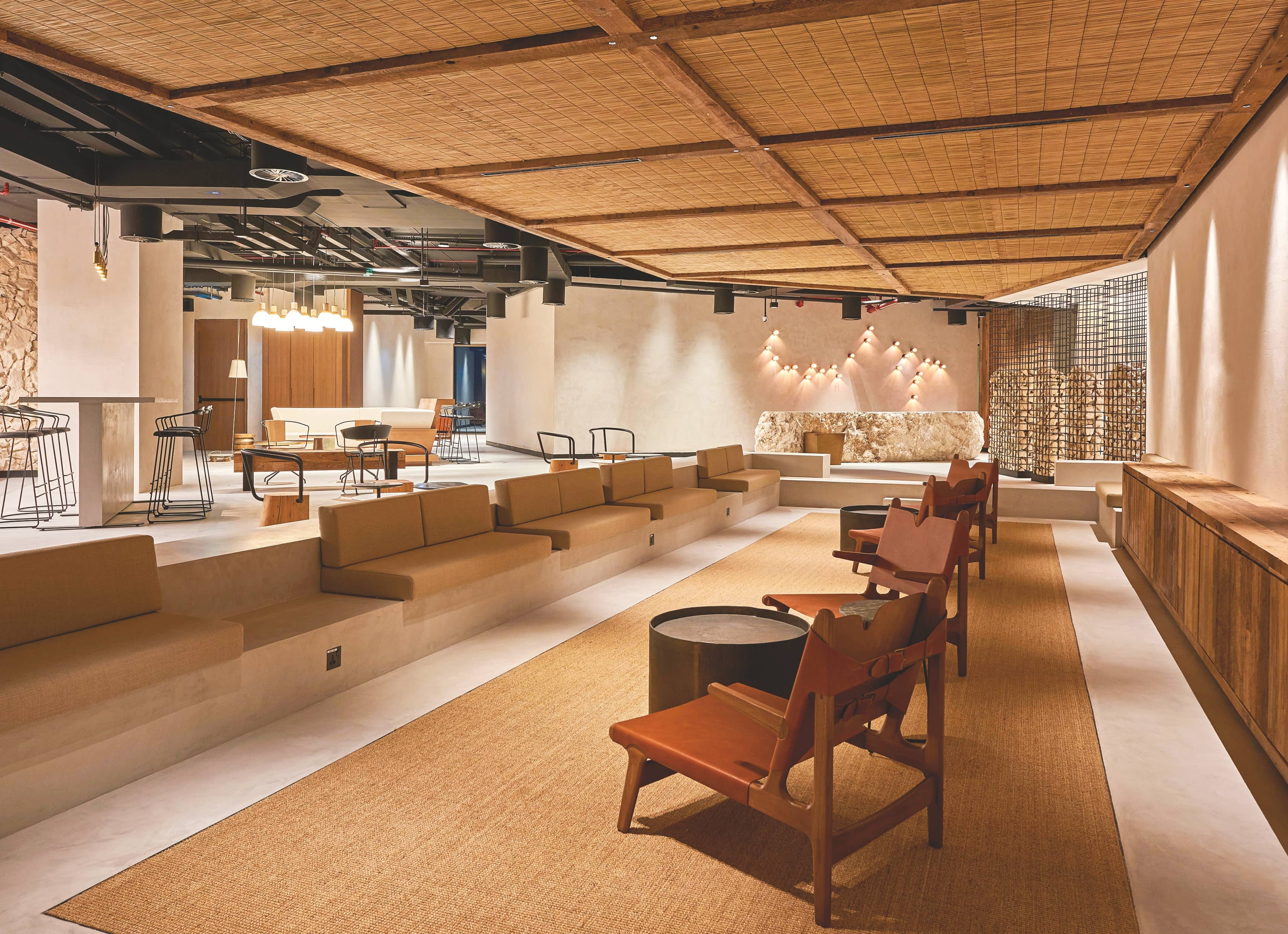 FOUNDING FATHER'S LEGACY OFFICE BY BLUEHAUS GROUP