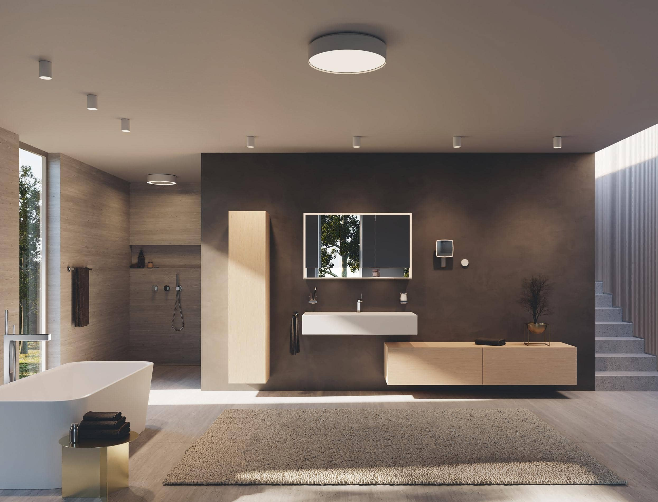 LUXE BATH SPACES