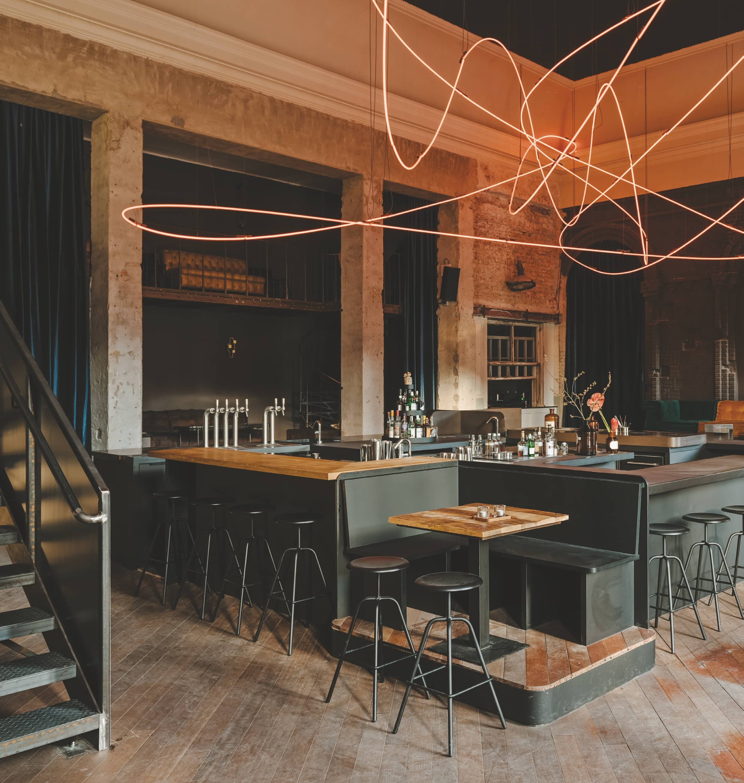 KINK BAR & RESTAURANT OPENS IN BERLIN