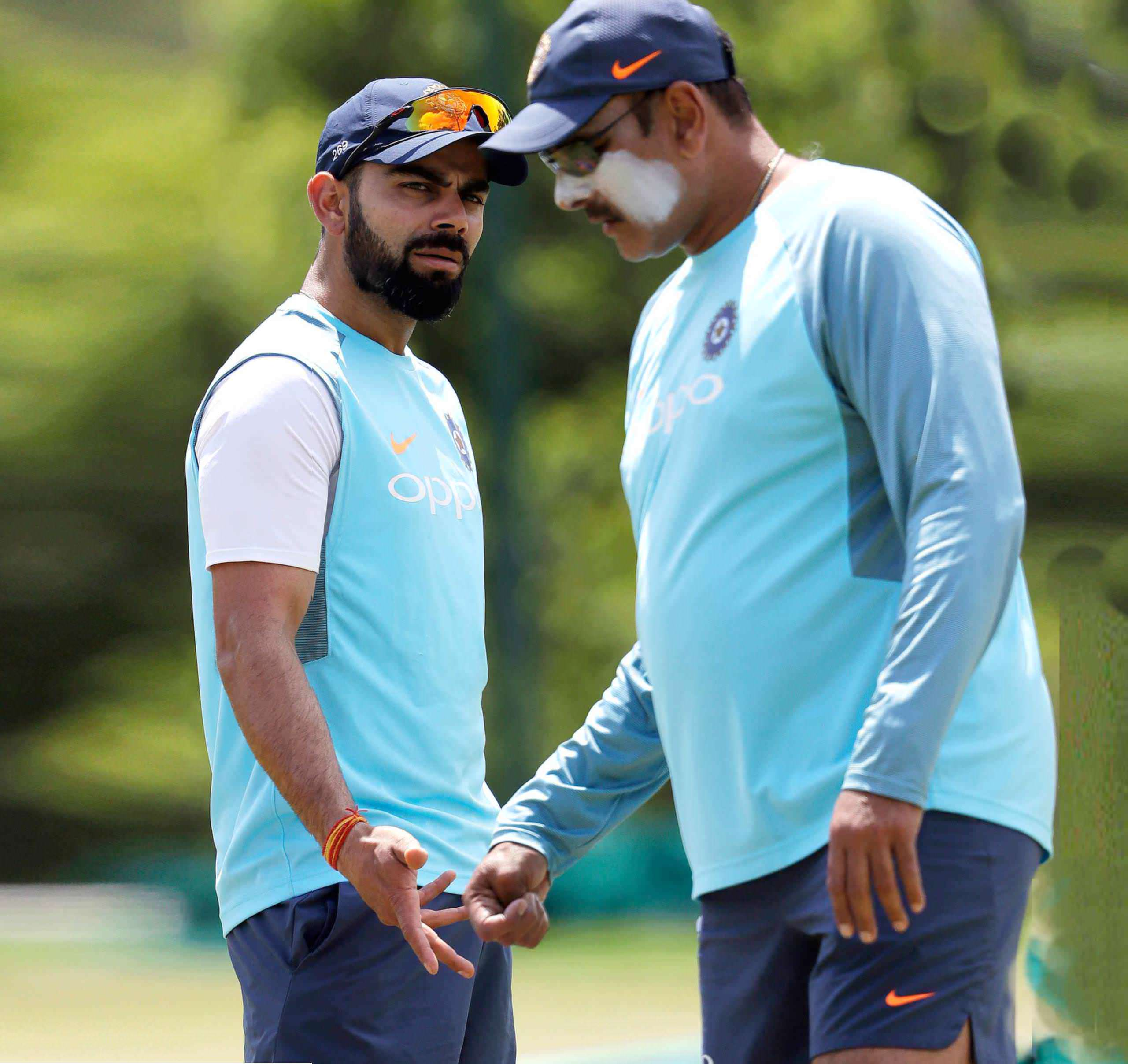 Is It Right To Target Ravi Shastri For India's Failures?