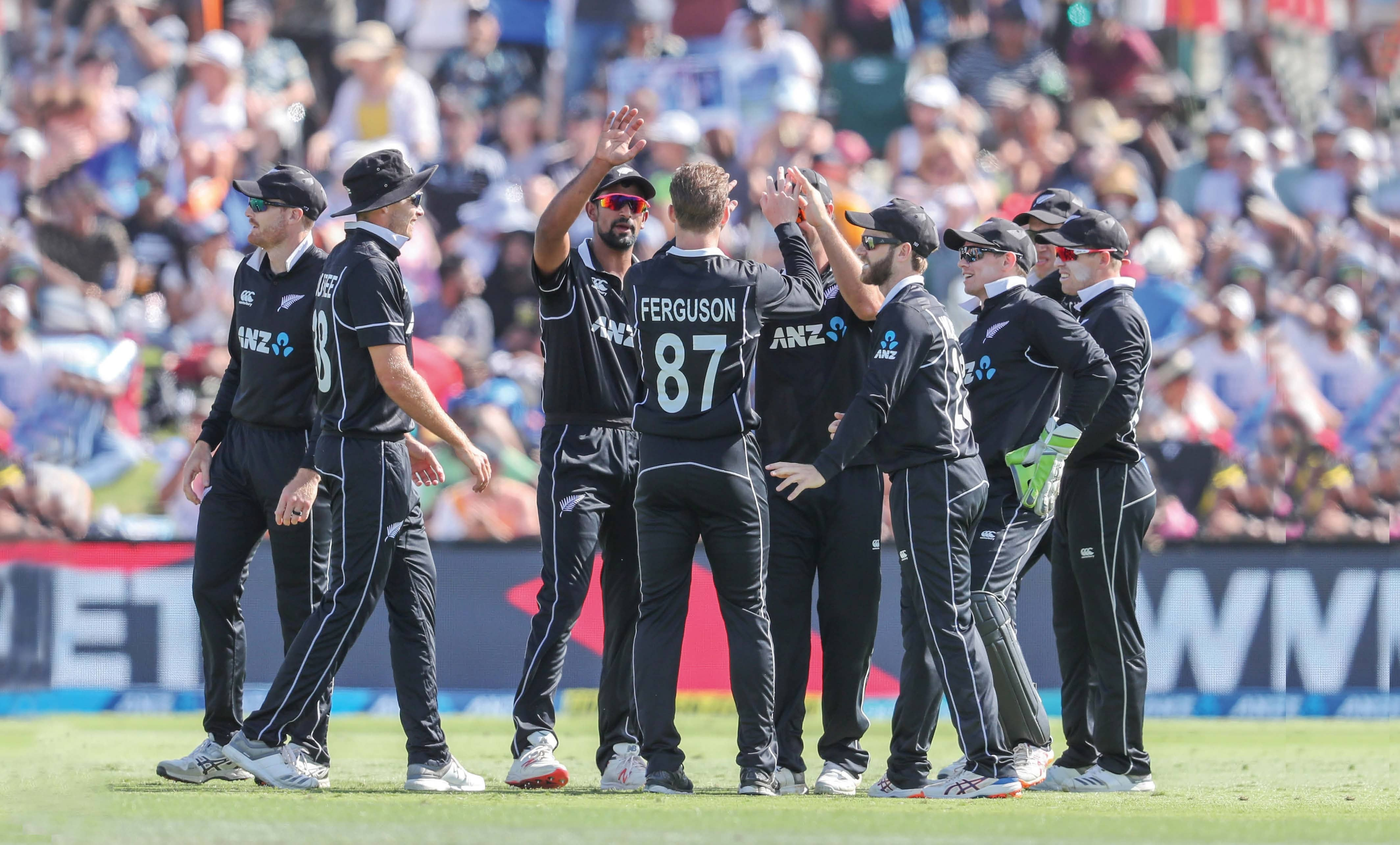 New Zealand Aim To Be In The Mix In The World Cup