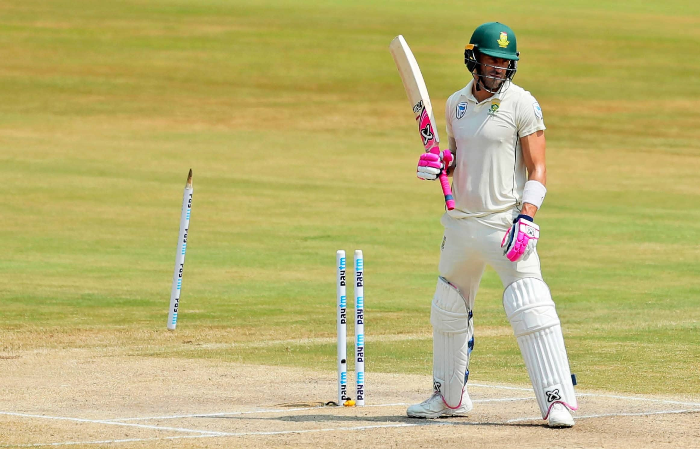 Faf du Plessis Staring Into Uncertain Future