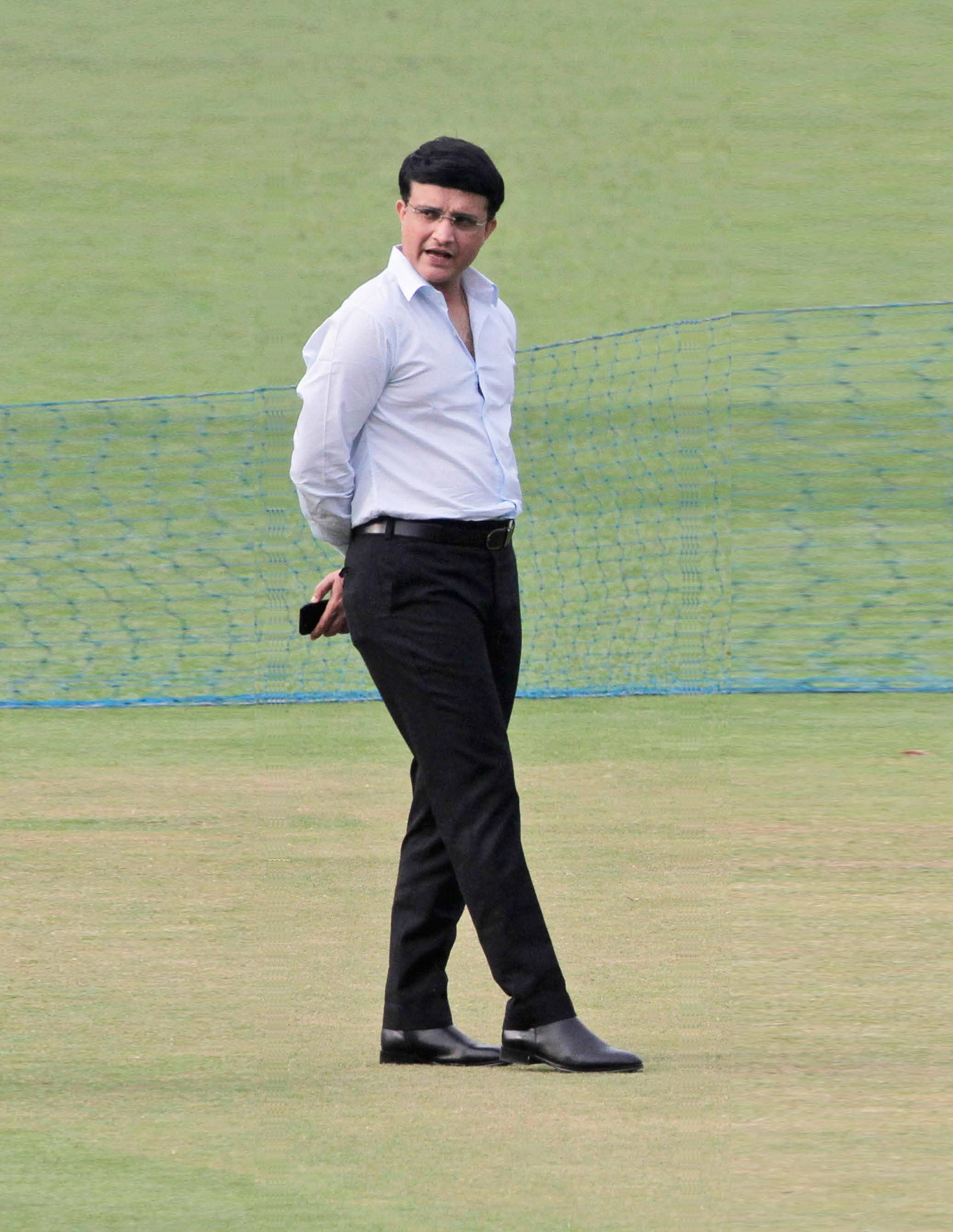 Sourav Ganguly's Appointment As BCCI's President A Big Move
