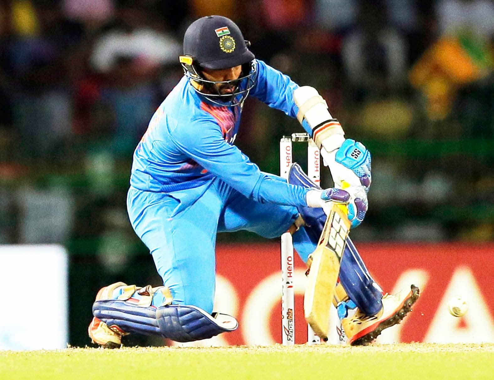Why India Need Dinesh Karthik The Finisher And Not MS Dhoni In T20Is