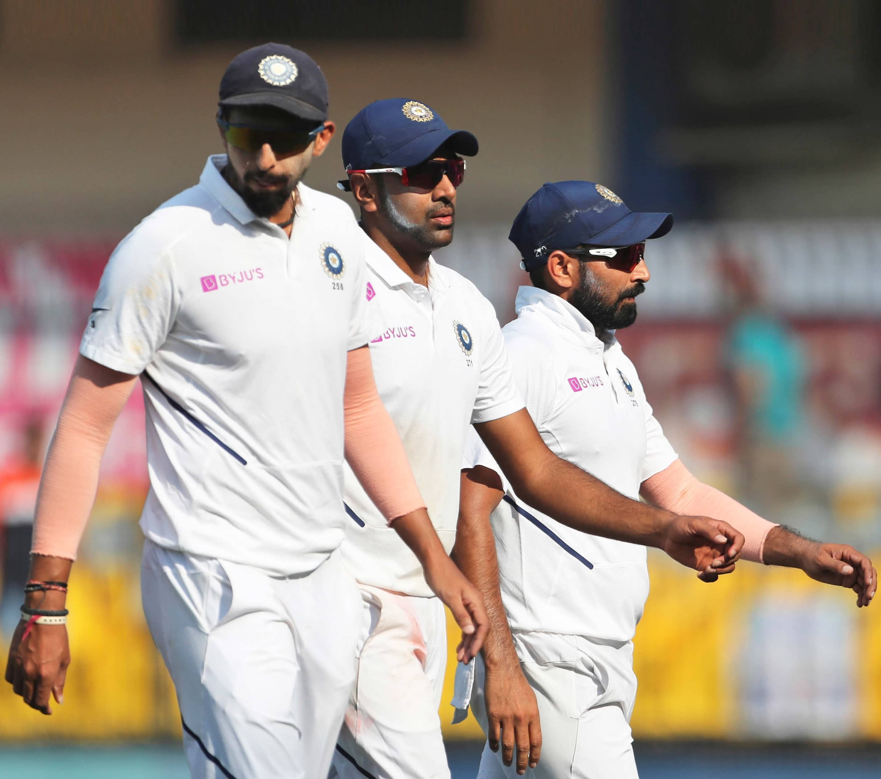 Shami's Headlines India's Pace Supremacy In 2019