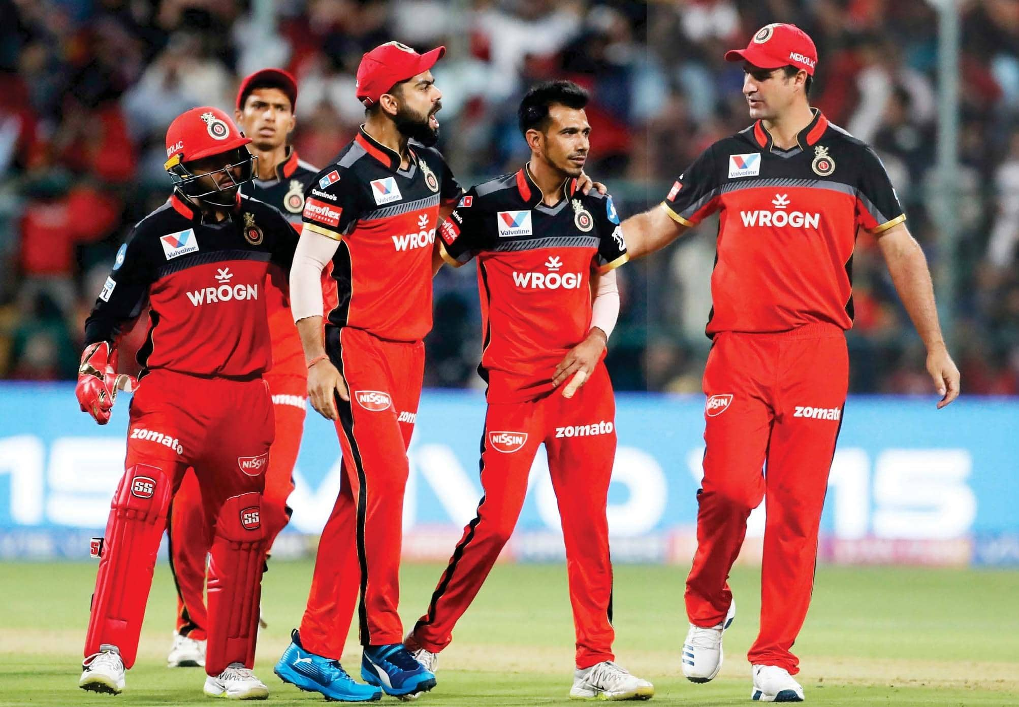 IPL 2020: WILL RCB'S PERENNIAL UNDERACHIEVERS' TAG STAY?