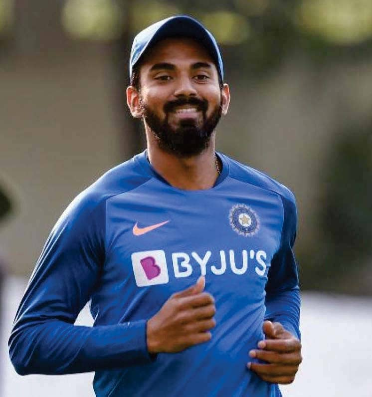 KL Rahul India's Captain In Waiting
