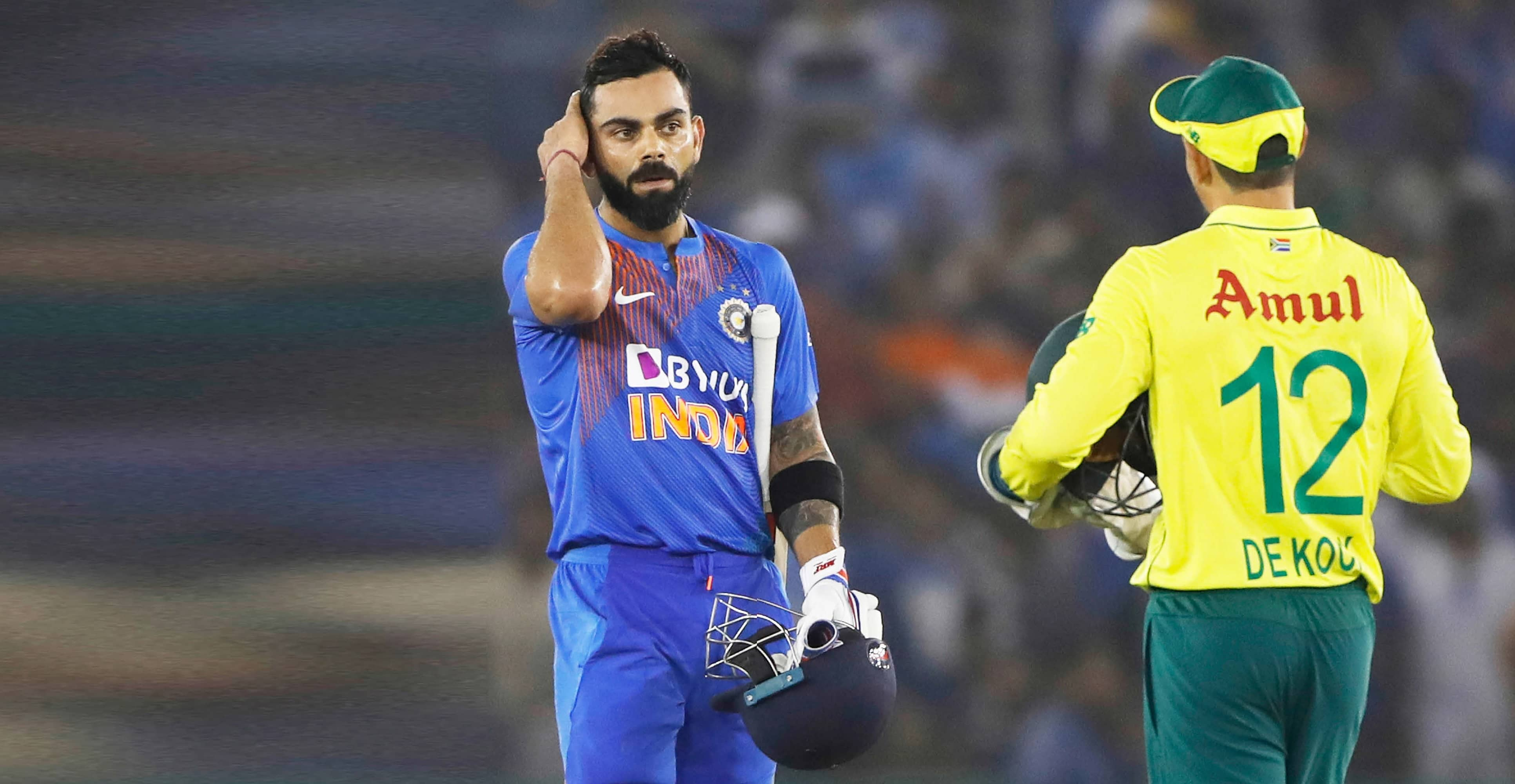 India's Cancelled Tour Spells Trouble for SA