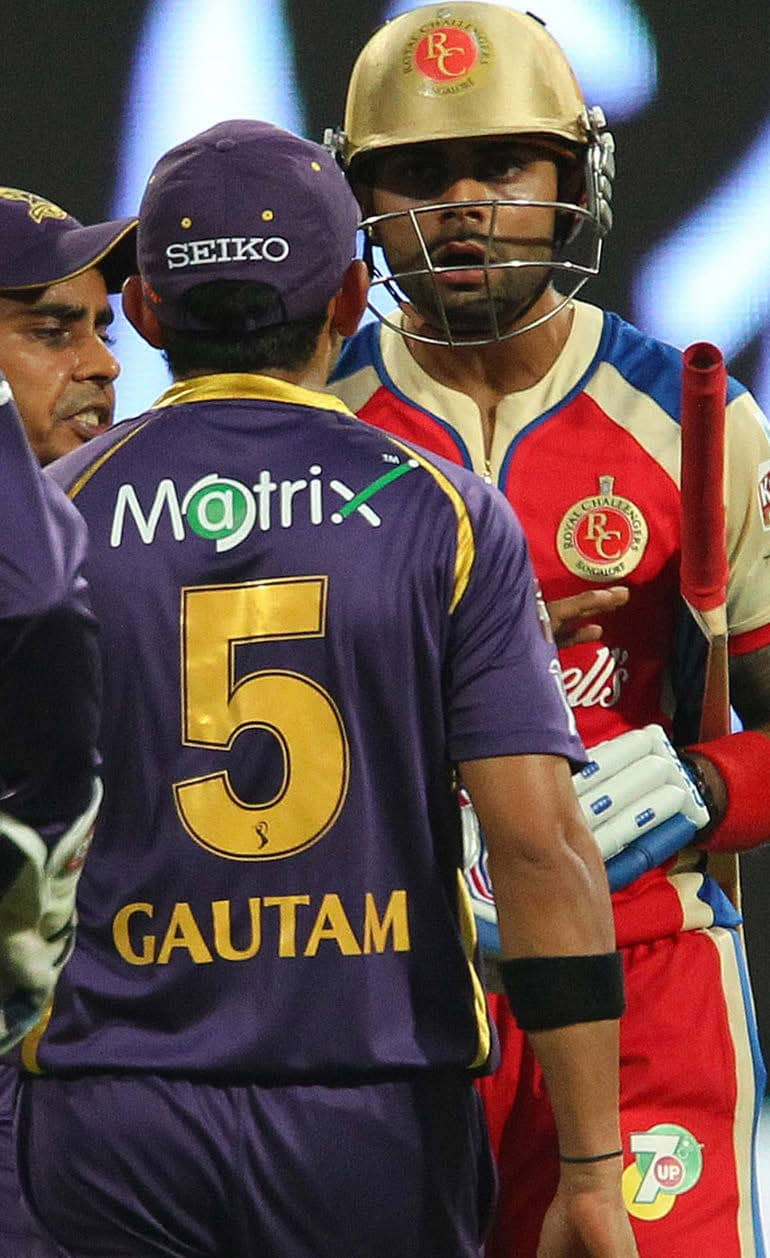 Ranked! Top 5 Infamous Feuds In IPL History