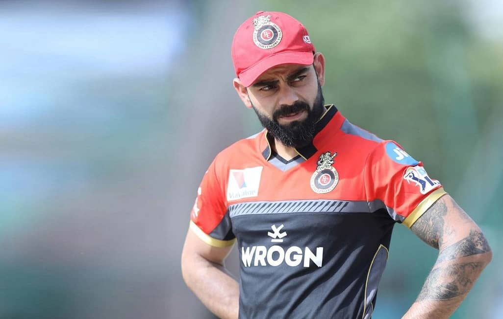 WHAT IS THE REASON FOR KOHLI'S LACK OF FORM IN IPL 2020?