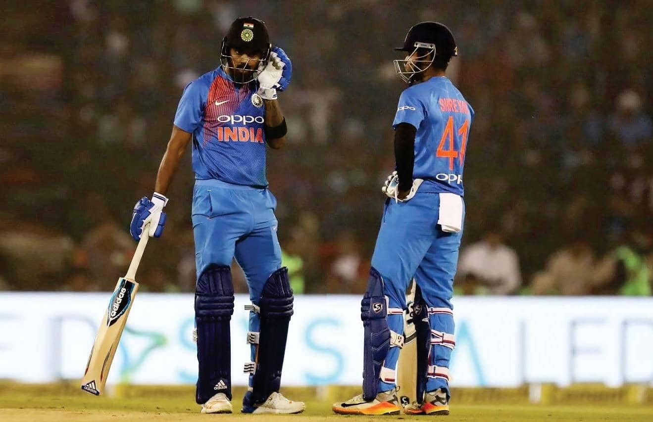 4 Reasons Why Iyer Is A Better Replacement For Kohli Than Rahul